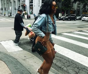 african american, chic, and style stylish image