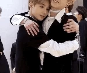 gif, kpop, and jungwoo image
