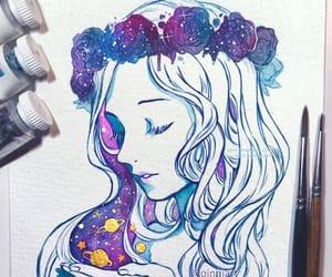 amazing, art, and love art image