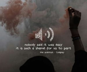 quotes, coldplay, and Lyrics image