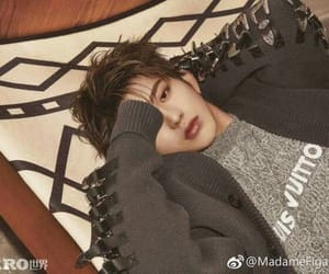 nine percent, cai xukun, and idol producer 2018 image