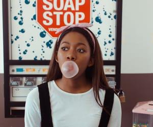 girls, inspiration, and laundromat image