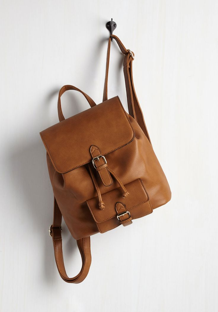 1e4db8a7376 Small Brown Leather Backpack Purse Best Image Ccdbb