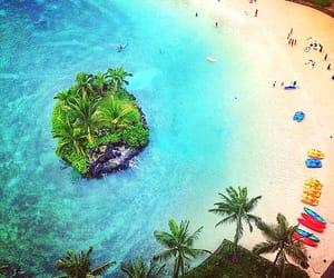 hawaii, usa, and rainbow tower image
