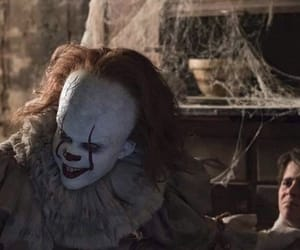 actor, clown, and Stephen King image