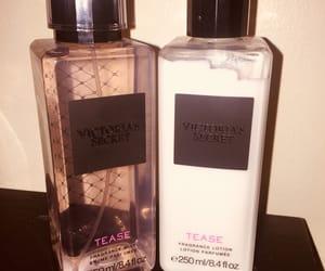 lotion, perfume, and tease image
