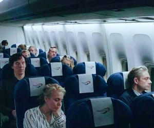 actors, airplane, and british image