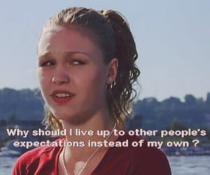 10 things i hate about you, 90s, and girl image