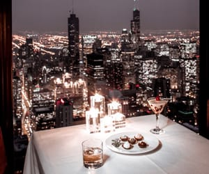 chicago, chocolate, and drinks image