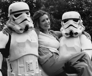 star wars and carrie fisher image