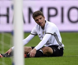 football, muller, and germany nt image