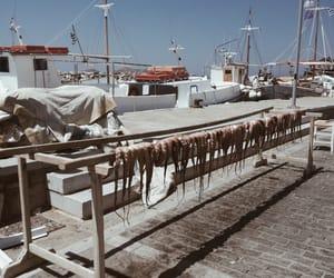 boats, Island, and port image