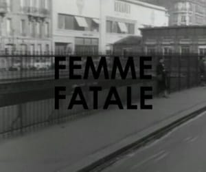 article, femme fatale, and lana image