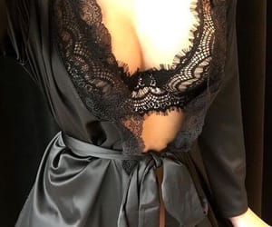fashion, lingerie, and style image