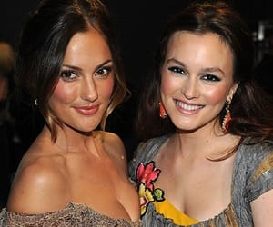 leighton meester, blair waldorf, and minka kelly image