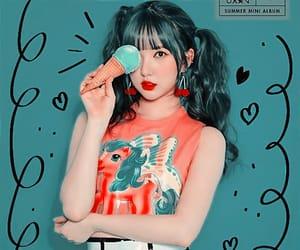 eunha, gfriend, and kpop icon image