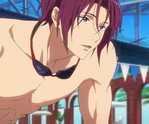 anime, boy, and free! image