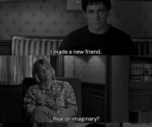 friends, donnie darko, and imaginary image