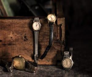 inspiracion, reloj, and vintage image