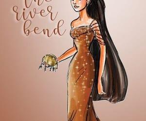art, bronce, and princesa image