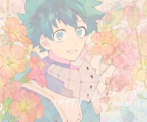 anime, pastel, and anime boy image