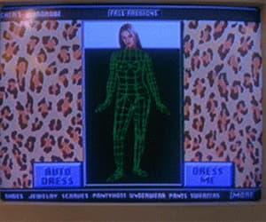 Clueless, dress, and gif image