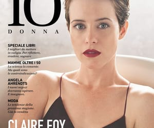 claire foy and io donna image