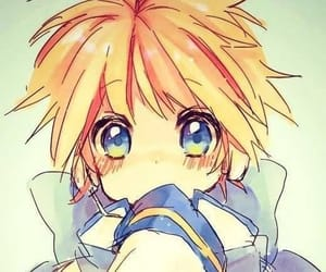 vocaloid and kaito x len image