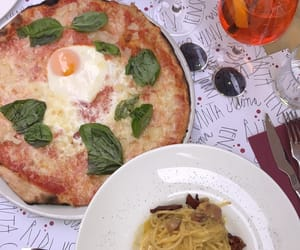 food, italy, and lifestyle image