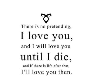 jace, shadowhunters, and quote image