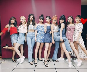 k-pop, twice, and once image