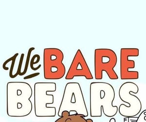 cartoons and we bare bears image