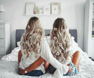 girls, goals, and sisters image