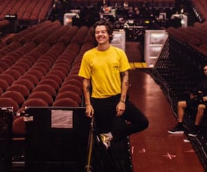 styles, love, and yellow image