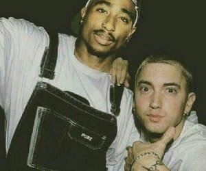 2pac, legends, and rap image