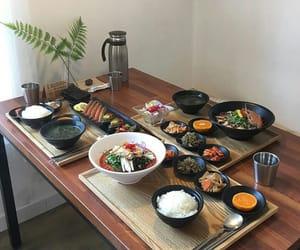 korean, south korea, and asian food image