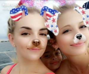 4th of july, party, and rydel lynch image