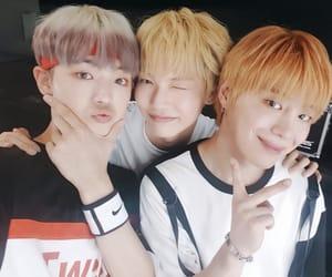 Chan, unb, and euijin image