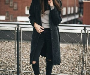 black jeans, look, and blogger image