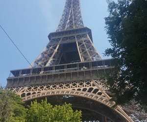 beautiful, tour eiffel, and france image