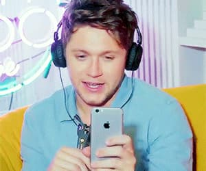 gif and niall horan image