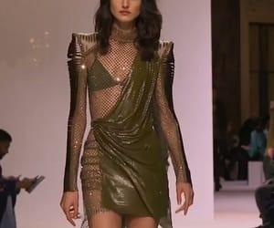 Couture, fashion, and fashion show image