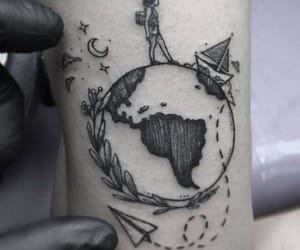tatto, tatuagens, and tattoo image