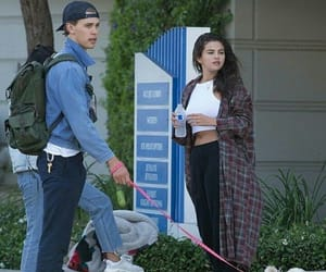 selena gomez and austin butler image