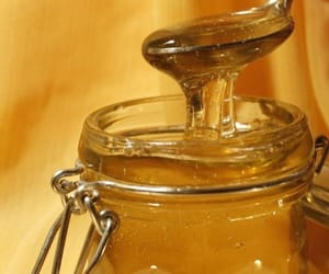 honey, yellow, and aesthetic image