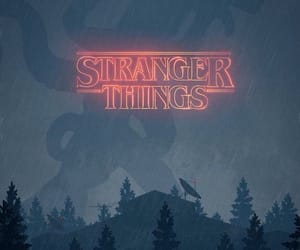 stranger things, wallpaper, and background image