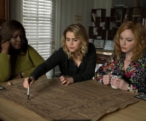 annie, good girls, and NBC image