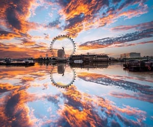 aesthetic, london, and photography image