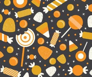 candy, wallpaper, and Halloween image