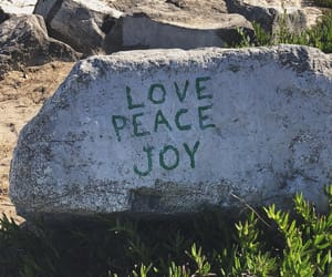 beautiful, joy, and peace image